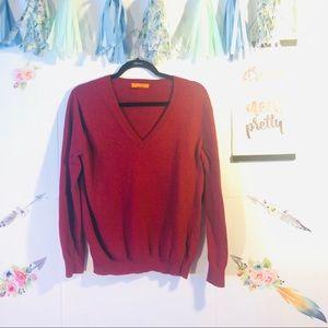 Joe Fresh V-Neck Sweater (EUC)